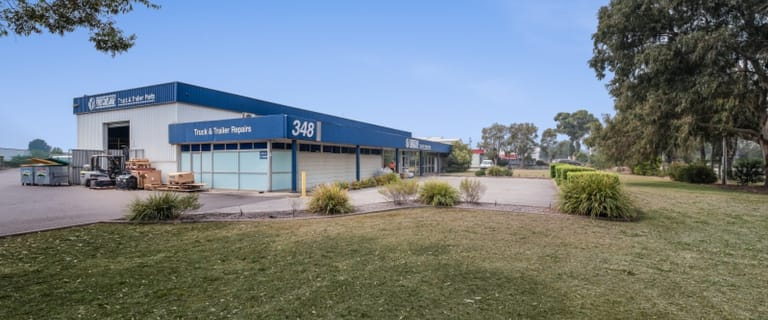 Industrial / Warehouse commercial property for sale at 348 Maitland Road Hexham NSW 2322