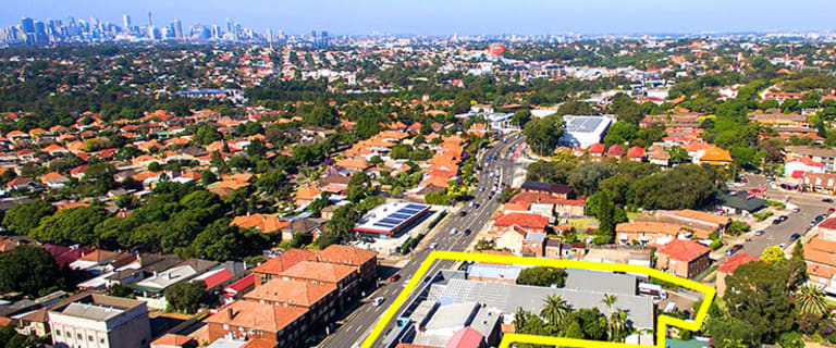 Development / Land commercial property for sale at 130-140 Parramatta Rd Ashfield NSW 2131