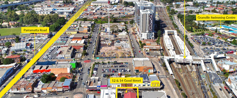 Retail commercial property for sale at 12 Good Street Granville NSW 2142