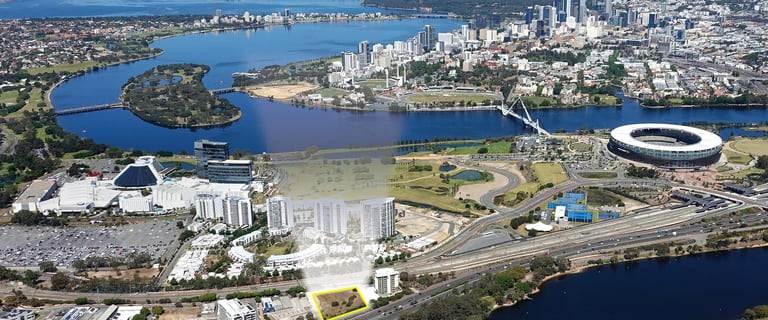 Development / Land commercial property for sale at 34-42 Goodwood Parade Burswood WA 6100