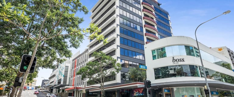 Offices commercial property for lease at 24/445 Upper Edward  Street Spring Hill QLD 4000