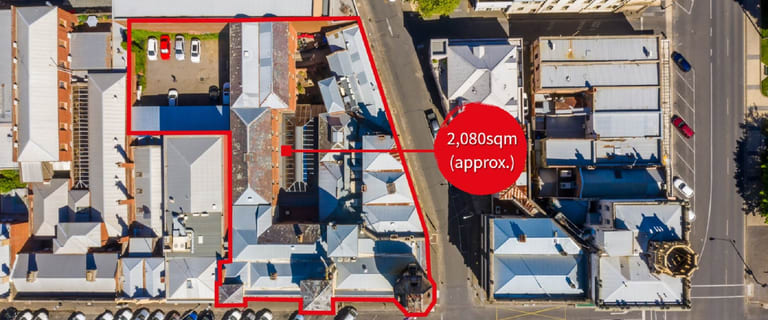 Hotel / Leisure commercial property for sale at 10 Lydiard Street Ballarat Central VIC 3350