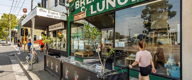 Retail commercial property sold at 407 Swan Street Richmond VIC 3121