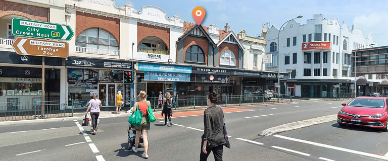 Retail commercial property for sale at 561 Military Road Mosman NSW 2088