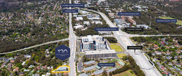 Medical / Consulting commercial property for sale at 130 Frenchs Forest Road West Frenchs Forest NSW 2086