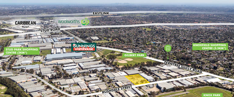 Industrial / Warehouse commercial property for sale at 26 Rushdale Street Knoxfield VIC 3180