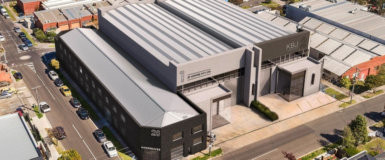 Industrial / Warehouse commercial property for sale at 26-28 Hargreaves Street Huntingdale VIC 3166