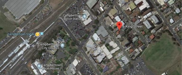 Offices commercial property for sale at 6  King St Campbelltown NSW 2560
