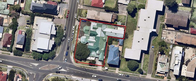 Development / Land commercial property for sale at 42 Bourke Street North Wollongong NSW 2500