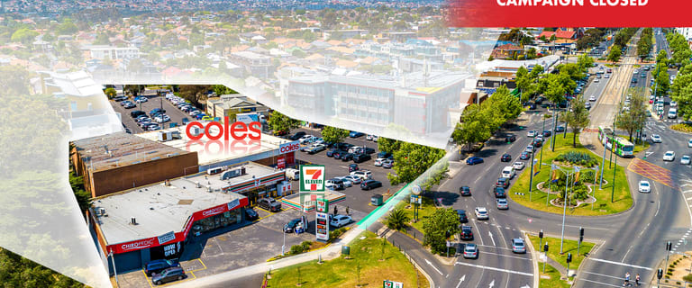 Retail commercial property for sale at Coles Essendon 1144-1152 Mt Alexander Road Essendon VIC 3040