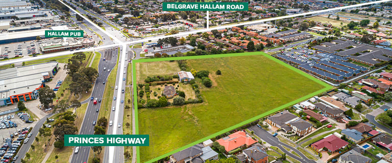 Development / Land commercial property for sale at 220-240 Princes Highway Hallam VIC 3803