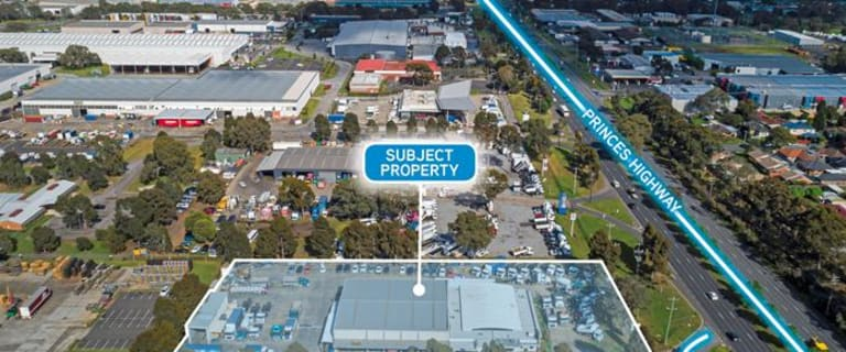 Industrial / Warehouse commercial property for sale at 77-79 Princes Highway Dandenong South VIC 3175