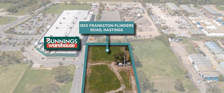 Showrooms / Bulky Goods commercial property for lease at 1853 Frankston-Flinders Road Hastings VIC 3915