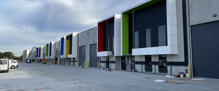 Factory, Warehouse & Industrial commercial property for sale at 13 - 41 Atlantic Drive Keysborough VIC 3173