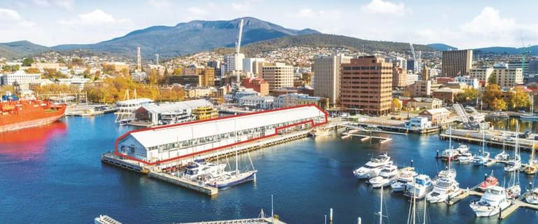 Hotel / Leisure commercial property for sale at Elizabeth street Pier/4 Franklin Wharf Hobart TAS 7000