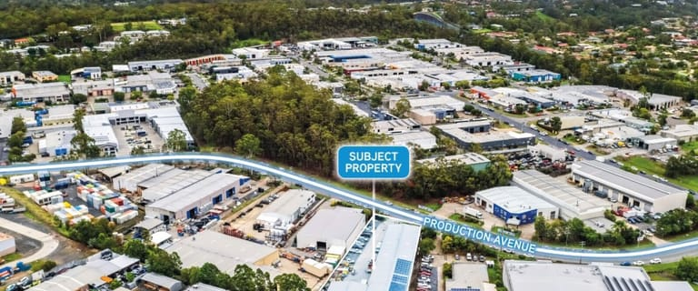 Industrial / Warehouse commercial property for sale at 15 Production Avenue Molendinar QLD 4214
