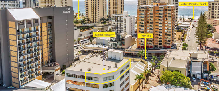 Medical / Consulting commercial property for sale at 19/3 Alison Street Surfers Paradise QLD 4217