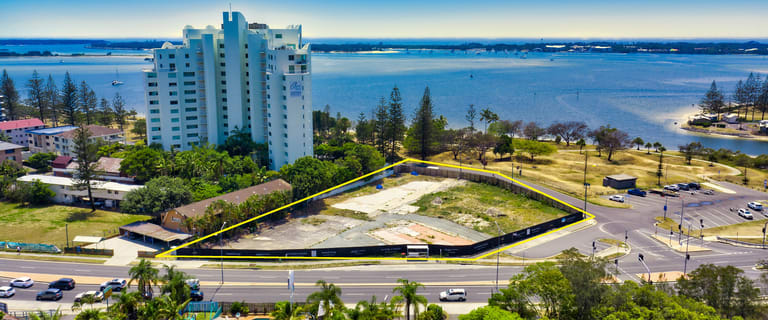 Development / Land commercial property for sale at 180 Marine Parade Labrador QLD 4215