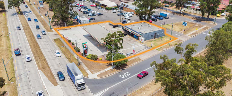 Showrooms / Bulky Goods commercial property for sale at 1 Dublin Street Plumpton NSW 2761