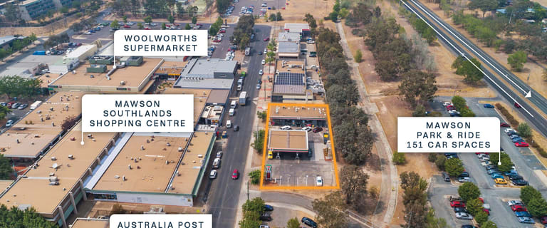 Retail commercial property for sale at 1 Mawson Place Mawson ACT 2607