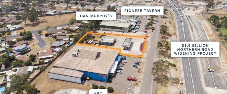 Showrooms / Bulky Goods commercial property for sale at 15-19 Aspen Street South Penrith NSW 2750