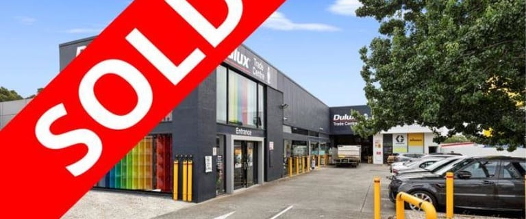 Retail commercial property sold at 565 Doncaster Road Doncaster VIC 3108