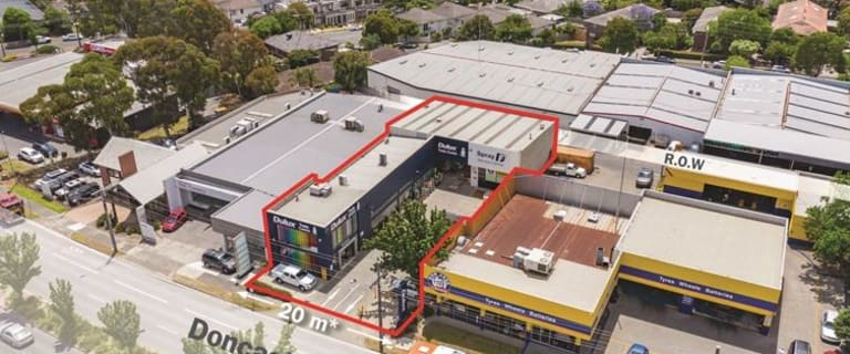 Showrooms / Bulky Goods commercial property for sale at 565 Doncaster Road Doncaster VIC 3108