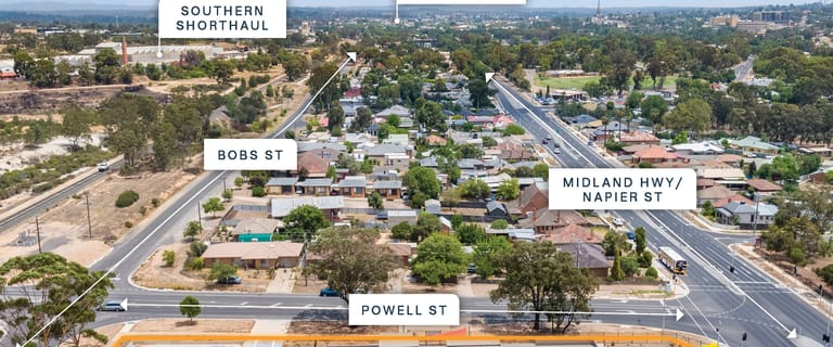 Medical / Consulting commercial property for sale at 384-386 Midland Highway White Hills VIC 3550