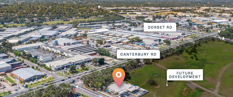 Medical / Consulting commercial property sold at 187 Canterbury Road Bayswater North VIC 3153