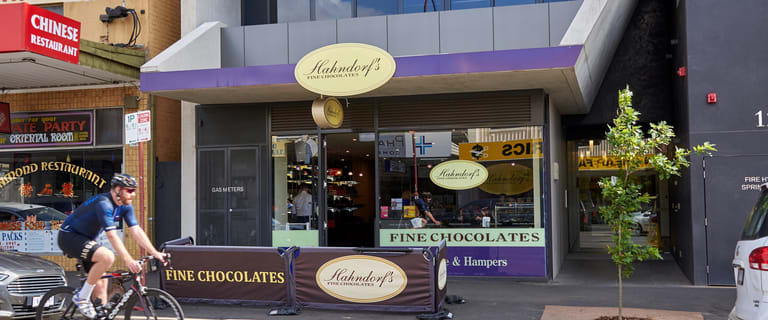 Retail commercial property for sale at Shop 3/120 Burgundy Street Heidelberg VIC 3084