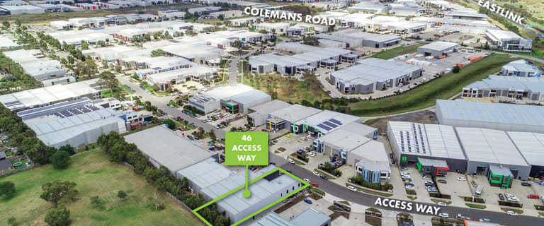 Retail commercial property for sale at 46B Access Way Carrum Downs VIC 3201