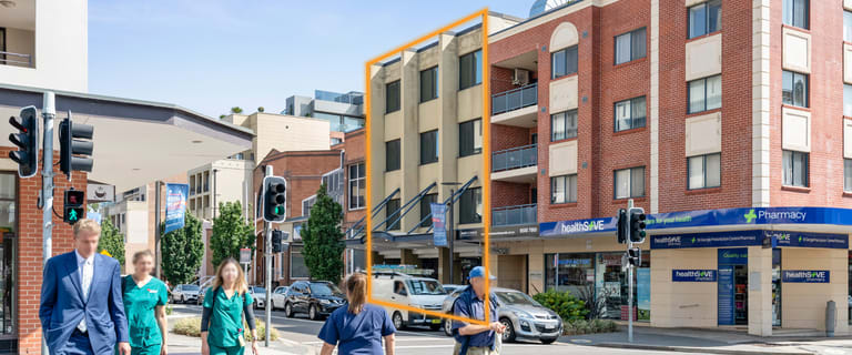 Medical / Consulting commercial property sold at 15/22 Belgrave Street Kogarah NSW 2217