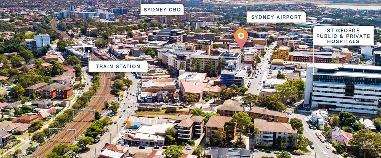 Retail commercial property for sale at 15/22 Belgrave Street Kogarah NSW 2217