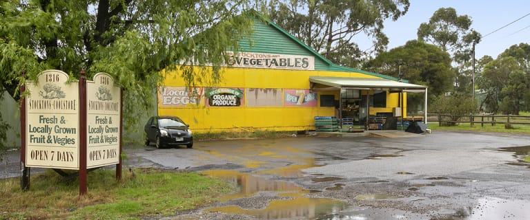 Retail commercial property for sale at 1316 Frankston-Flinders Road Somerville VIC 3912