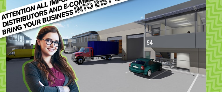 Factory, Warehouse & Industrial commercial property for sale at Precinct 45/45 Green Street Banksmeadow NSW 2019