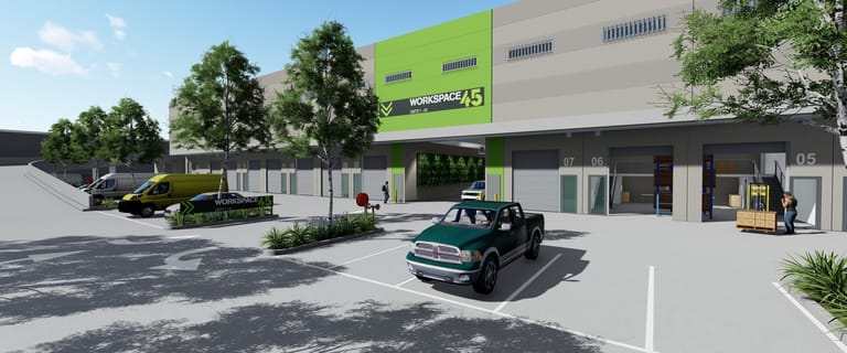 Factory, Warehouse & Industrial commercial property for sale at Workspace 45/45 Green Street Banksmeadow NSW 2019