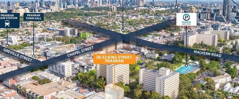 Development / Land commercial property for sale at 28-32 King Street Prahran VIC 3181