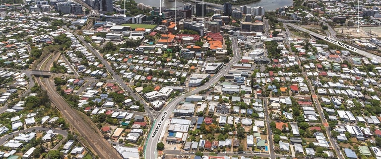 Industrial / Warehouse commercial property for sale at 84 Park Road Woolloongabba QLD 4102