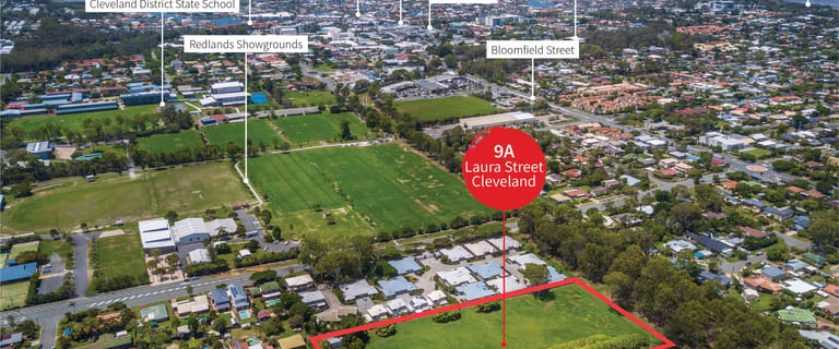 Development / Land commercial property for sale at 9A Laura Street Cleveland QLD 4163