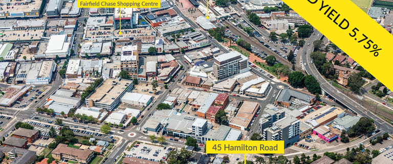 Retail commercial property for sale at 45 Hamilton Road Fairfield NSW 2165