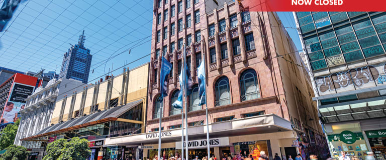 Retail commercial property for sale at 299 Bourke Street Melbourne VIC 3000