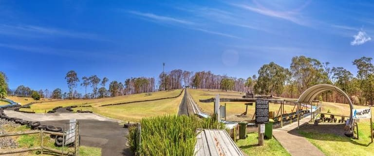 Hotel / Leisure commercial property for sale at 1733 The Lakes Way Rainbow Flat NSW 2430