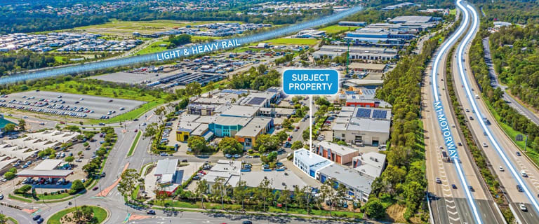 Industrial / Warehouse commercial property for sale at 1/7 Millennium Circuit Helensvale QLD 4212