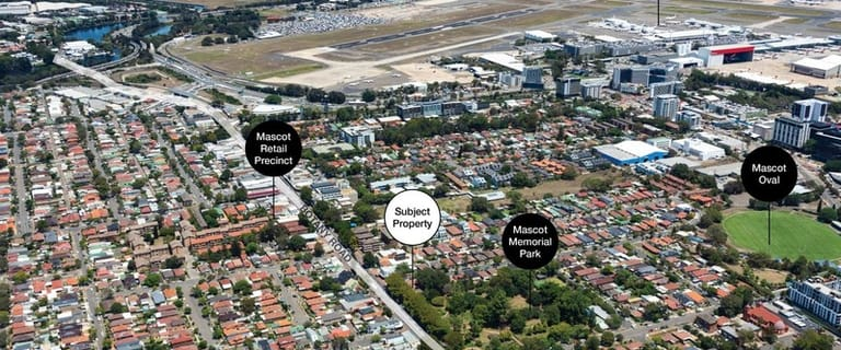 Other commercial property for sale at 816-822 Botany Road Mascot NSW 2020