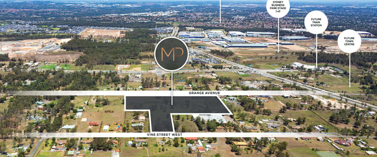 Other commercial property for sale at 210 Grange Avenue & 72 Vine Street Marsden Park NSW 2765