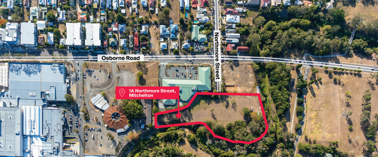 Development / Land commercial property for sale at 1A Northmore Street Mitchelton QLD 4053