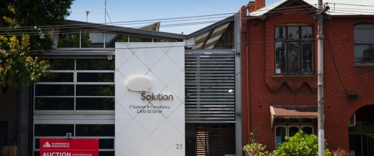 Offices commercial property sold at 25 Hoddle Street Richmond VIC 3121