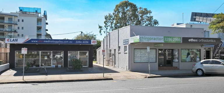 Offices commercial property sold at 40 Middle Street Cleveland QLD 4163