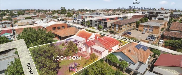 Development / Land commercial property for sale at 461-463 Albion Street Brunswick VIC 3056