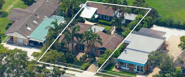 Development / Land commercial property for sale at 26 Frenchs Forest Road East Frenchs Forest NSW 2086